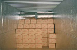 Isolation thermique types isol cargo et isol conteneur for Isolation container maritime